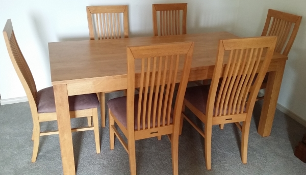 Dining Table And 6 Chairs For Sale Reduced To 350