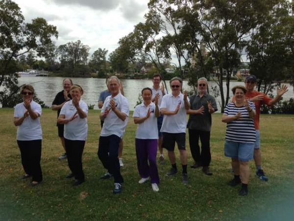 Tai chi sunshine coast