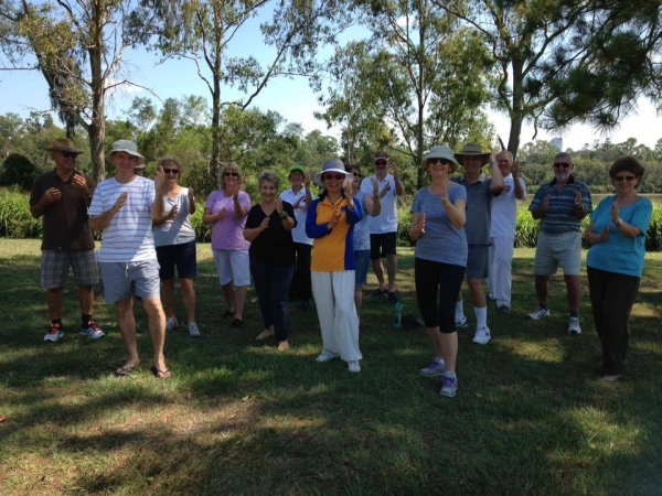 Qi Gong and Yang 24 forms Tai Chi