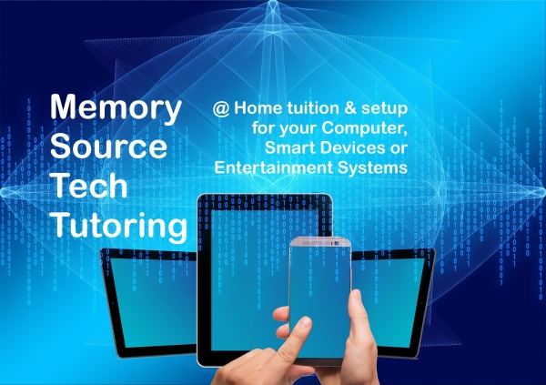 Home Technology Support & Tutoring