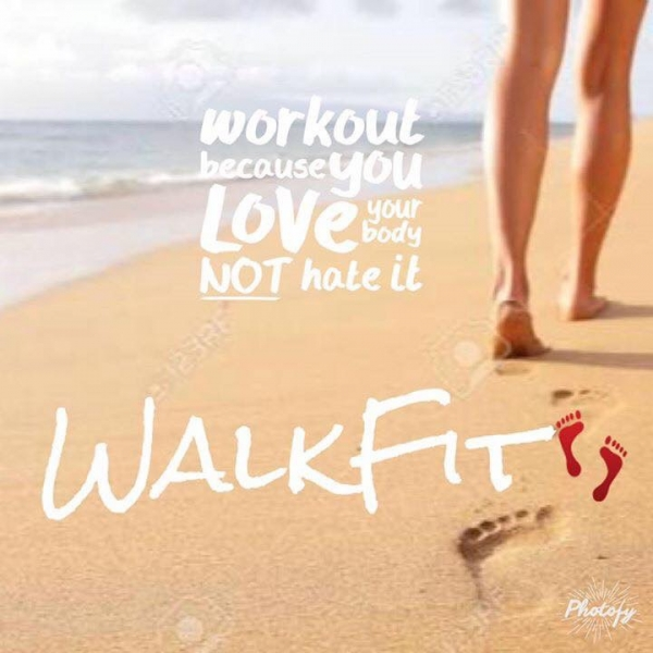 Walk Fit Or Fit Walk  it's FUN n FREE
