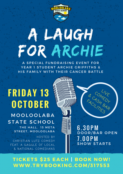 A Laugh for Archie
