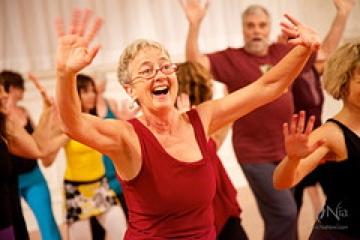 Nia Dance Movement Health