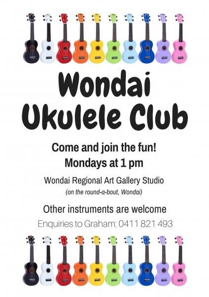 Wondai Ukulele Club