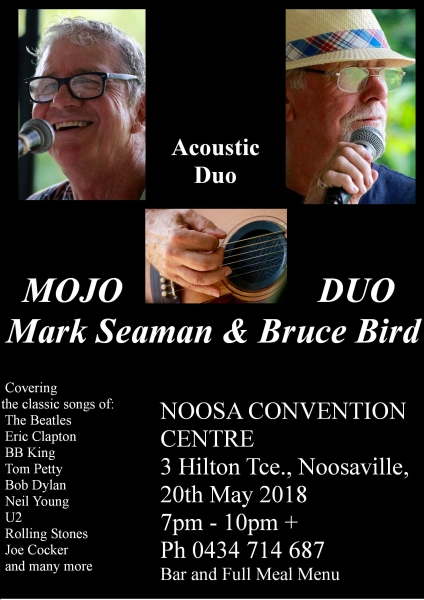 MOJO DUO at Noosa Lakes  Resort