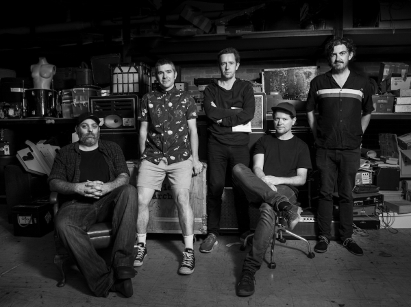 Augie March - Live in The Brewery
