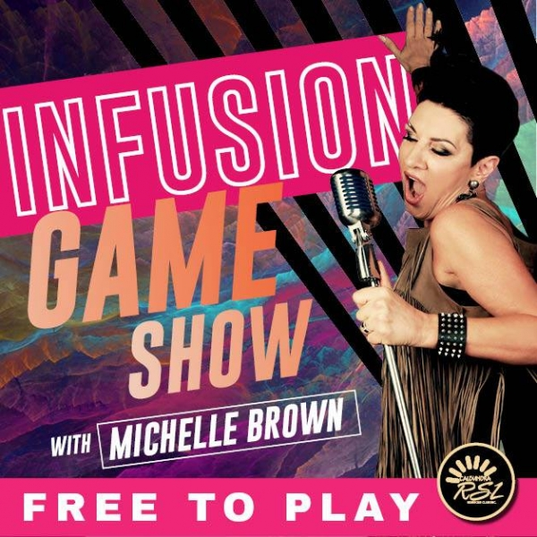 Weekly Fun Trivia with Michelle Browne