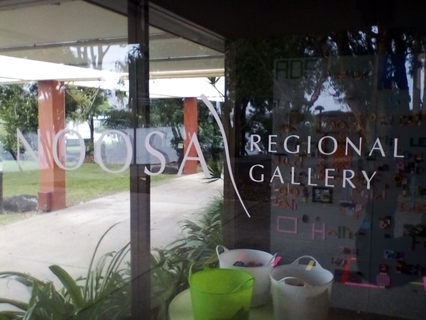 YogArt NIDRA@NOOSA Regional Gallery July