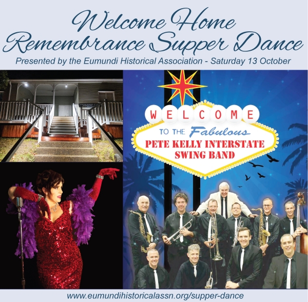 Welcome Home Remembrance Supper Dance