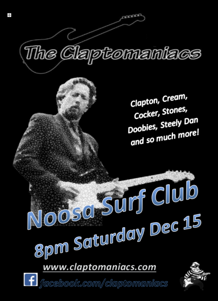 The Claptomaniacs - Christmas In Noosa