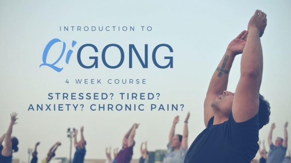 Introduction To Qigong Course | Bli Bli