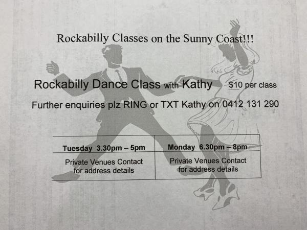 Rockabilly Dance Classes