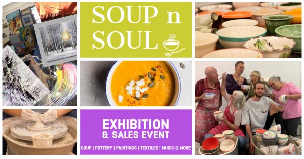 Soup N Soul - Sunshine Coast Art Group