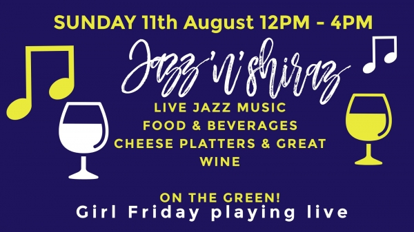Jazz & Shiraz On The Green