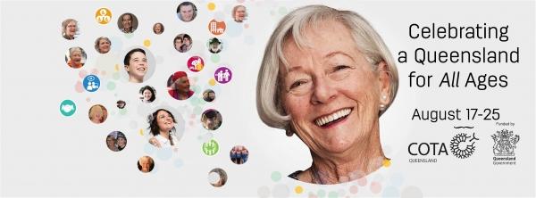 Qld Seniors' Week 17-25 August 2019
