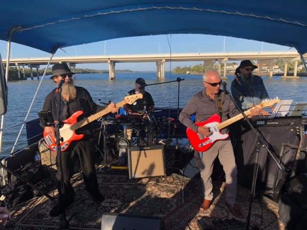 The Mulhoons Band Maroochy River Cruise